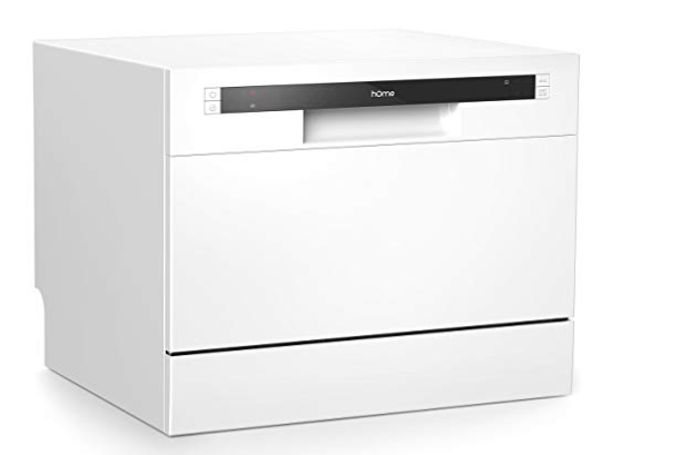 Homelabs Compact Counter Top Dishwasher