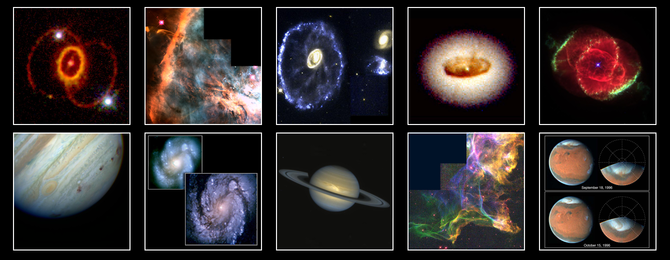 Hubble's Greatest Hits