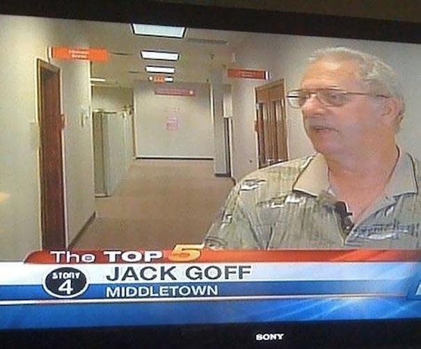 Jack Goff