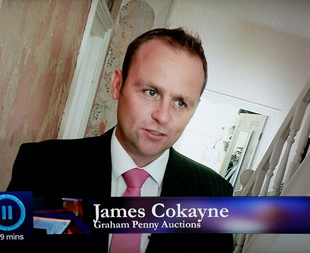 James Cokayne