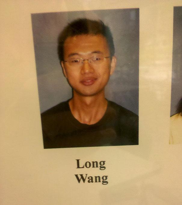 Long Wang