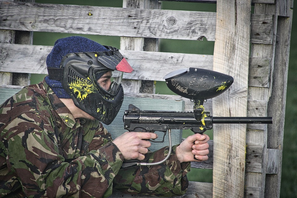 Choosing The Right Paintball Gun For You1