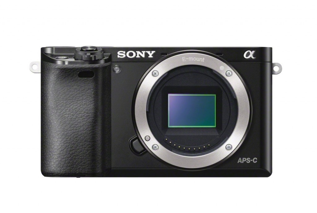 Sony Alpha 6000 - Sony Digital Cameras