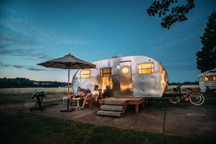 A Campervan