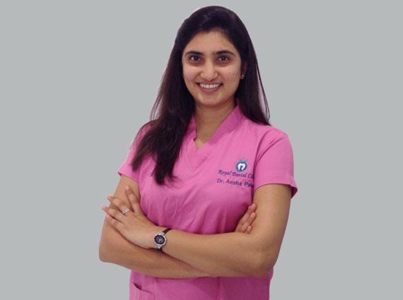 Aesha Patel