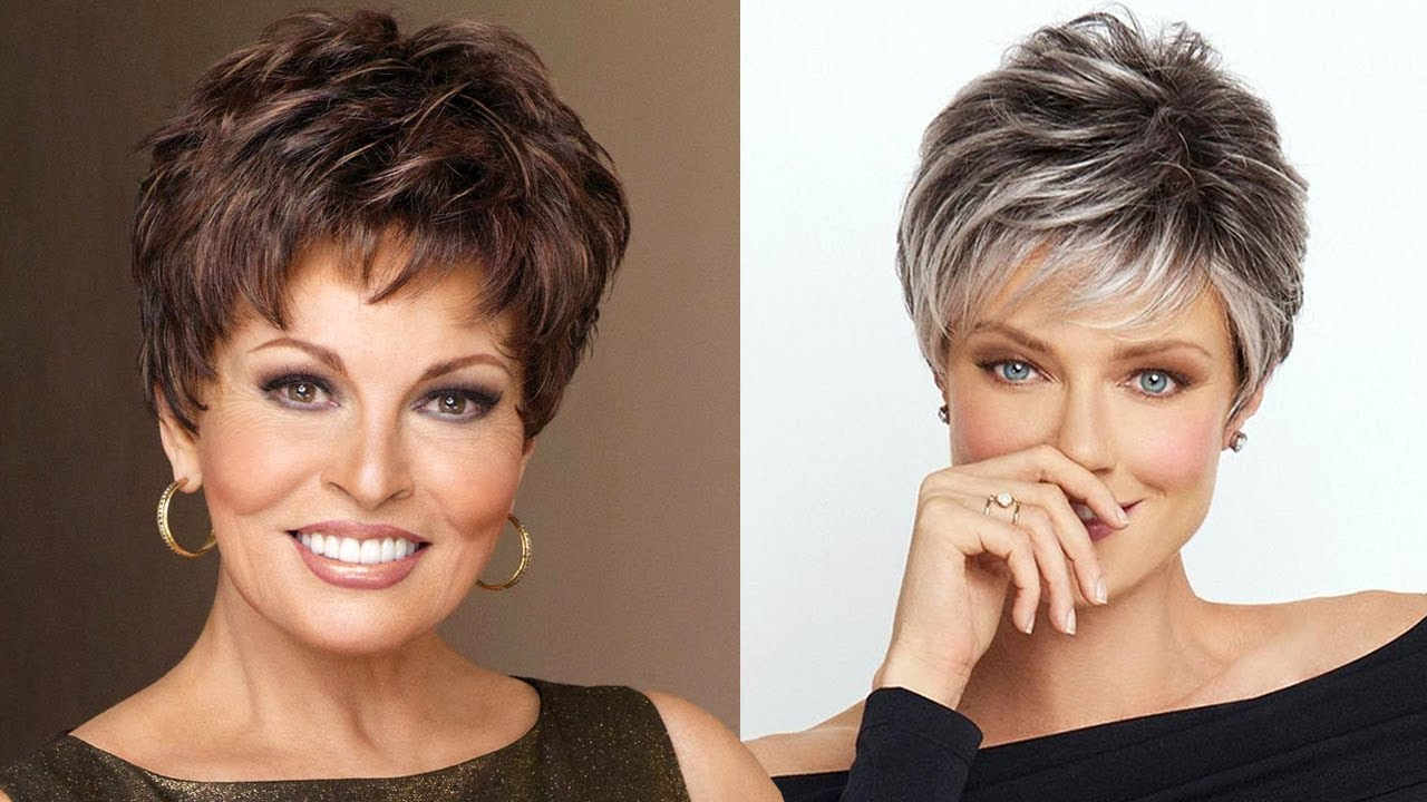20 Cool And Classic Short Hairstyles For Older Women