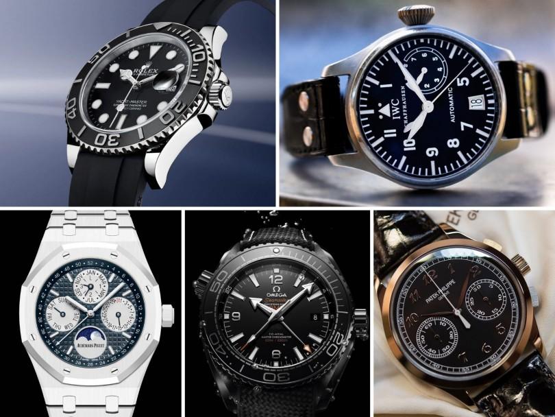 Swiss Watch Brands