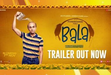 New Movie Trailer Of 'Bala'
