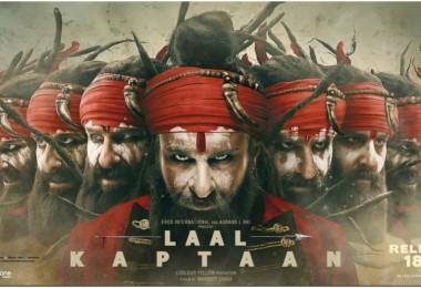New Movie Trailer Of Laal Kaptaan