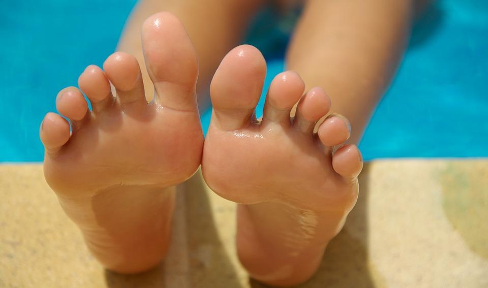 Swollen Toes
