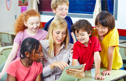 Digital Tools Make The Classroom Teaching More Colorful