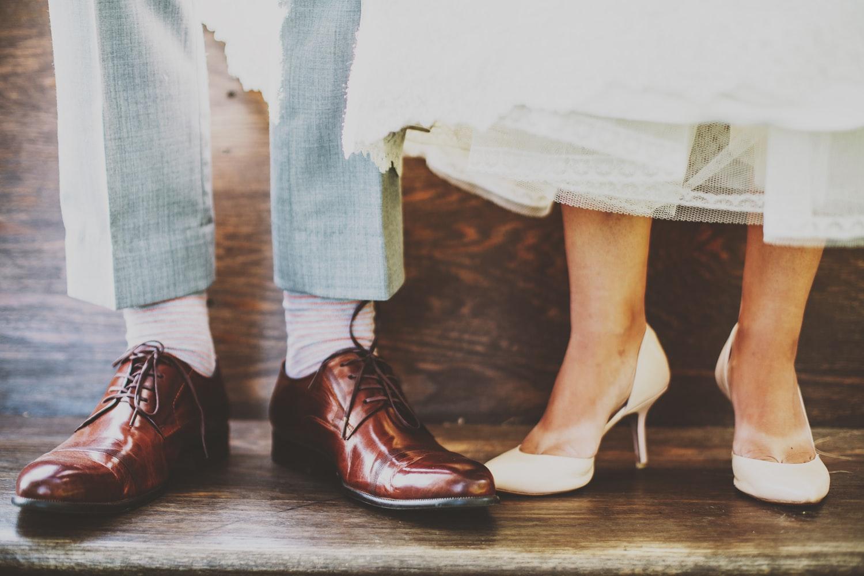 Velvet Shoe