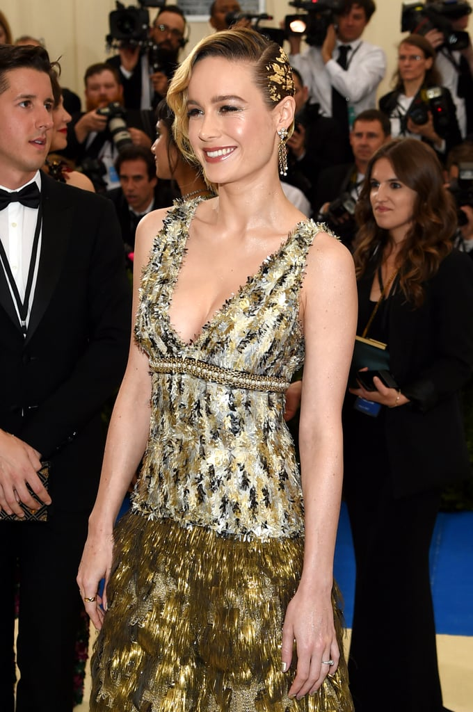 brie larson dress