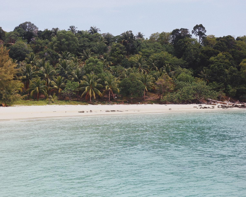 combodia beach