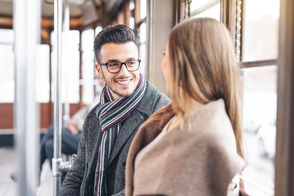 Strike A Conversation During Transit