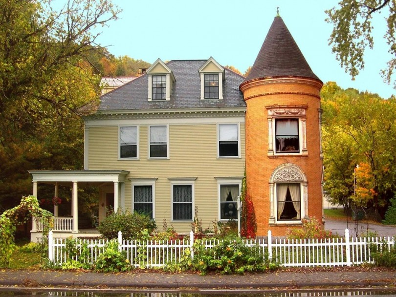 Vermont - England Romantic Getaways