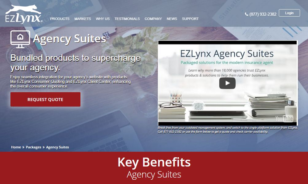 Agency Suites Software