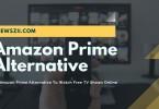 Amazon Prime Alternative