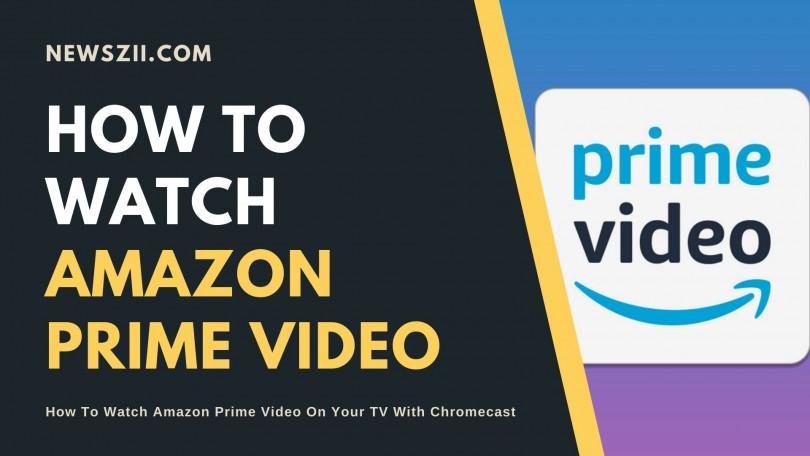 Amazon Prime Login
