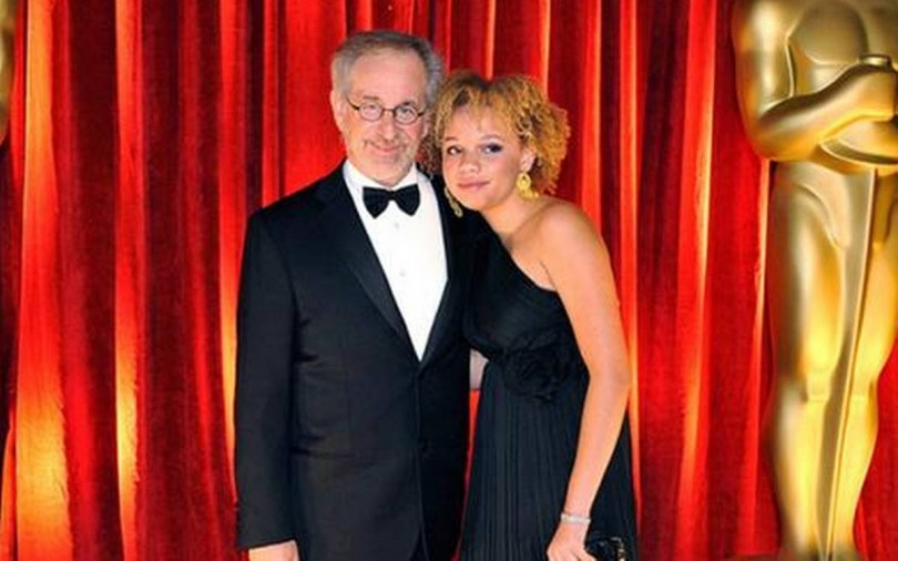 Filmmaker Steven Spielberg's Daughter Mikaela