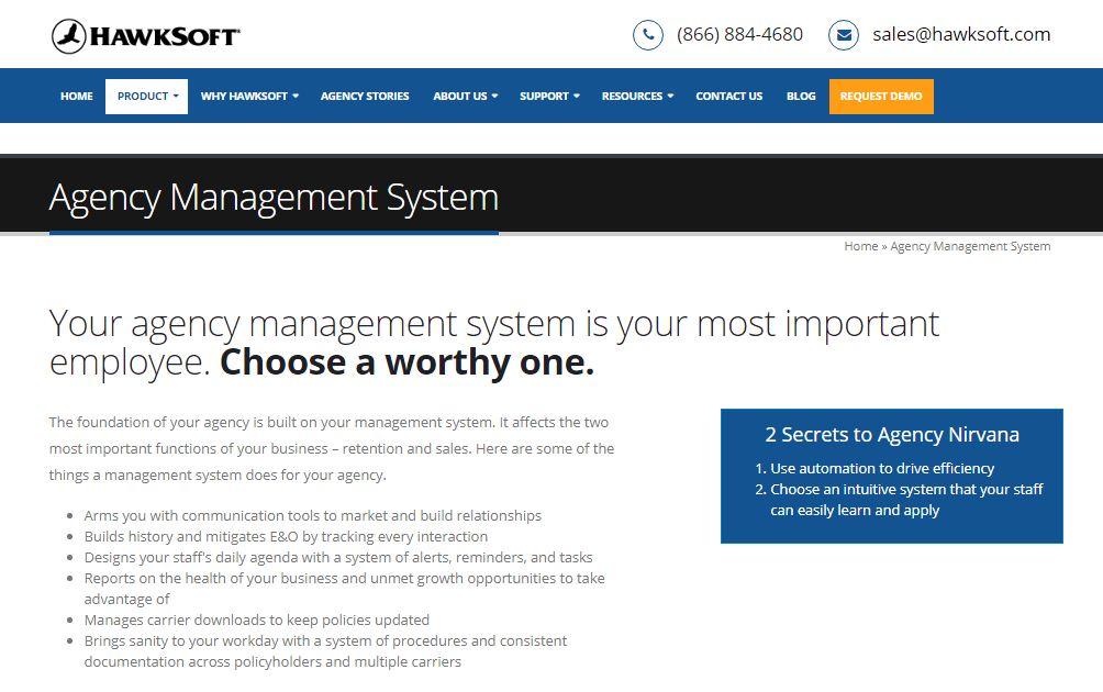 HawkSoft Software
