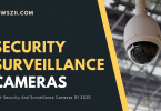 Security Surveillance Cameras