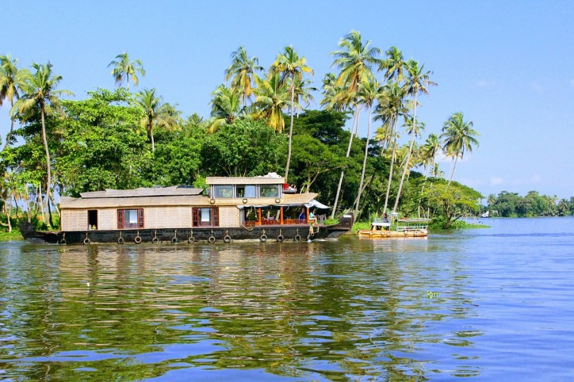 Unwinding In The Backwaters Of Alleppey