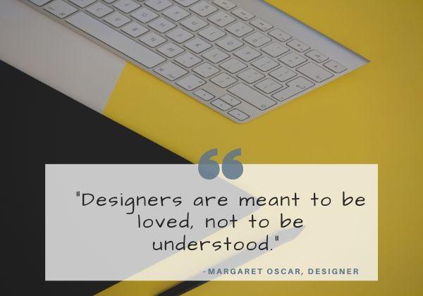 Margaret Oscar, Designer