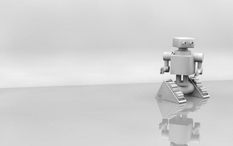 Robotics Workplace Idea