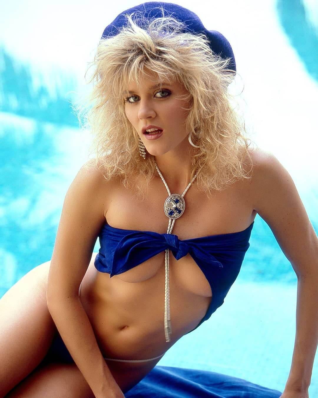 Ginger Lynn Bikini