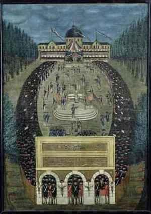Fete A La Federation, 1790