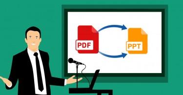 PDF To PPT
