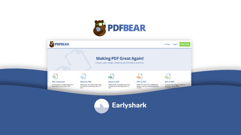 PDFBear To Convert Your Files