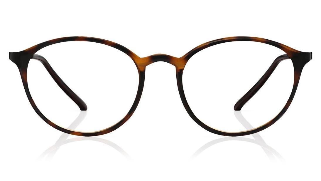 Vibrant Urban Round Glasses