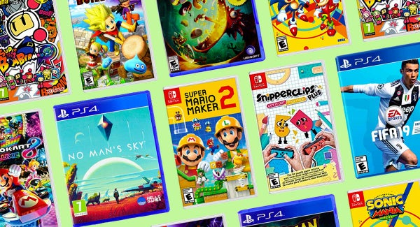 Video Games To Buy