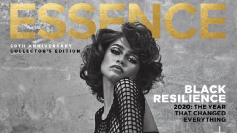 Zendaya Graces Essence Cover