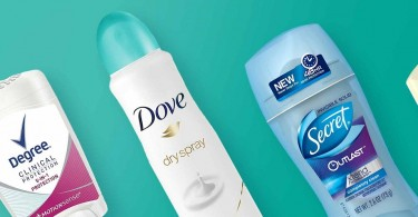Best Deodorants For All Skin Types