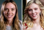 Selfies Of Celebrities Without Makeup