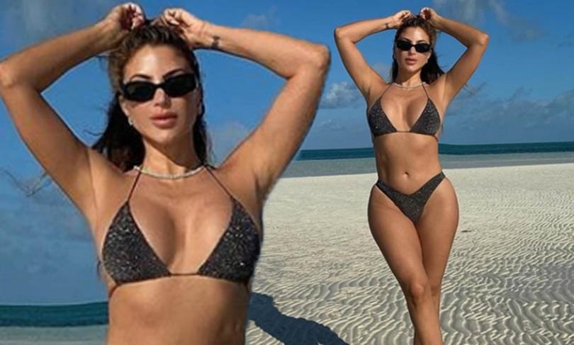 Sexiest Bikini Moments Of 2020