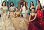 Victorian Era Fashion by bollywood celebrities