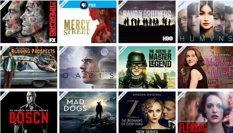 Best Amazon Prime Series