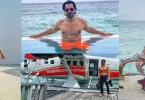 Bollywood Celebs in Maldives