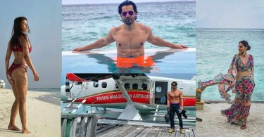 Bollywood Celebs in Maldives