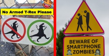 Funniest Signs