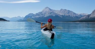 Kayaking Health Benefits