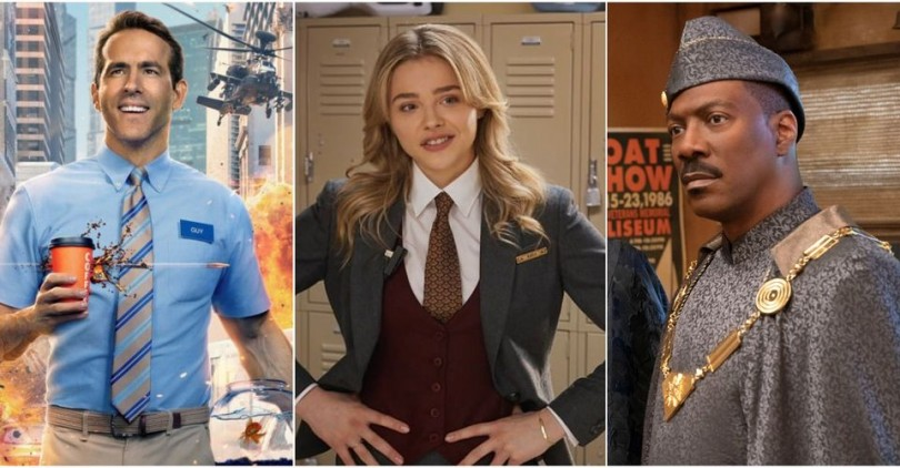 Most Anticipated Comedy Movies Of 2021