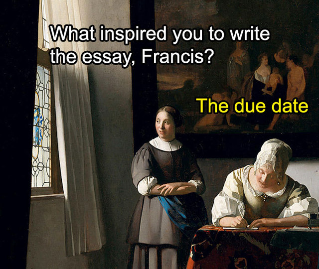 best classical art memes