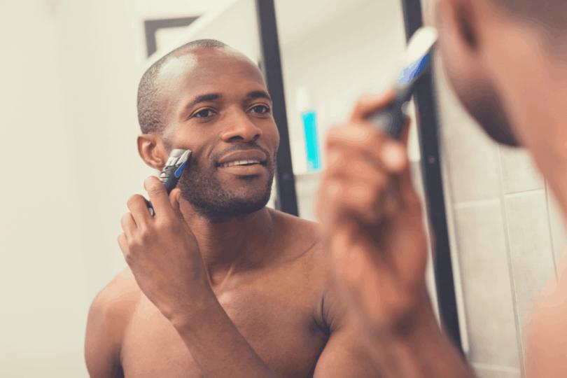 Electric Shaver For Black Men